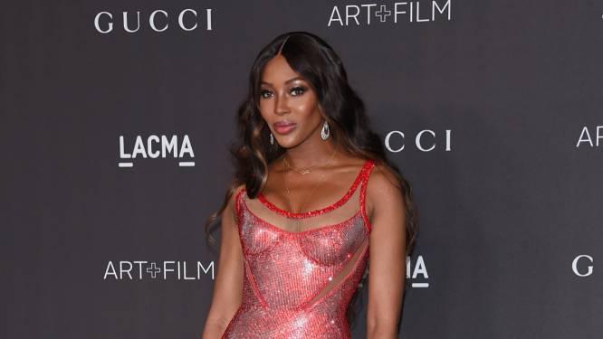 Topmodel Naomi Campbell werd ooit hotelkamer geweigerd wegens haar huidskleur