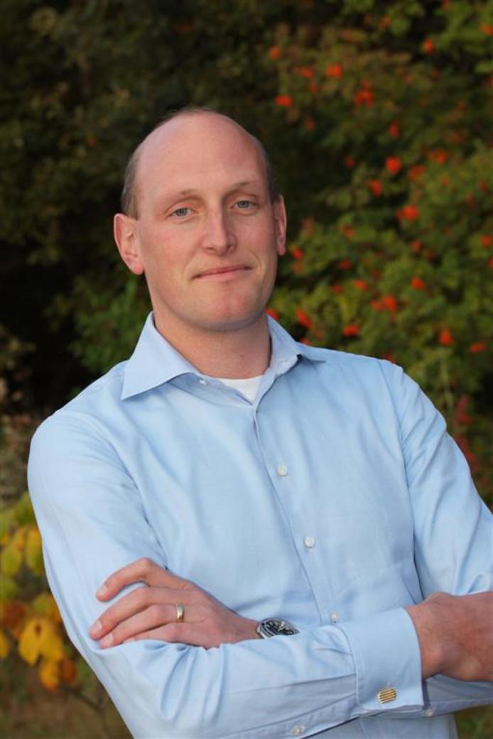 Ben Arends, lid van de afgetreden raad van toezicht.