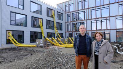 Nieuwbouw rusthuis Bosbeekhof loopt waterschade op, verhuis bewoners wordt uitgesteld