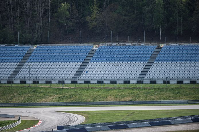 De Red Bull Ring anno nu.