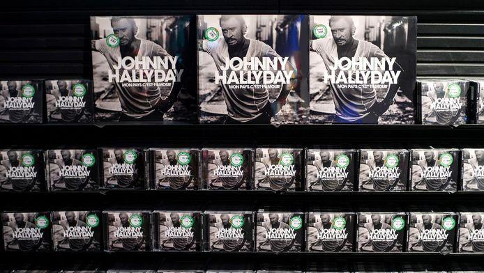 """Le nouvel album """"Mon pays, c'est l'amour"""""""