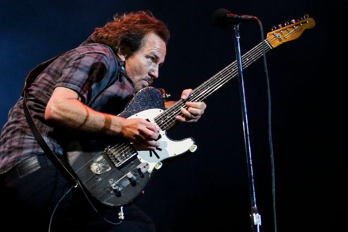 Pearl Jam blaast de complete Europese tournee af.