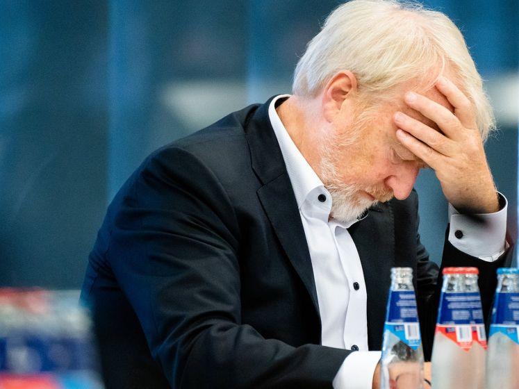 RIVM-topman Van Dissel praat de Tweede Kamer bij over ic-bedden en carnaval