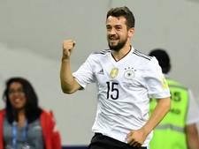 Ambitieuze Younes wil naar het WK met Duitsland
