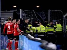 Man (30) uit Helmond aangehouden voor verwonden agent met stoel bij voetbalrellen