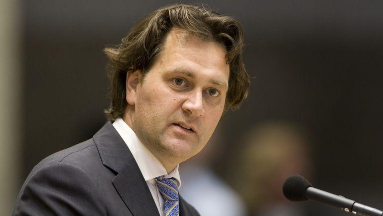 Oud-staatssecretaris Frank Heemskerk. Beeld ANP