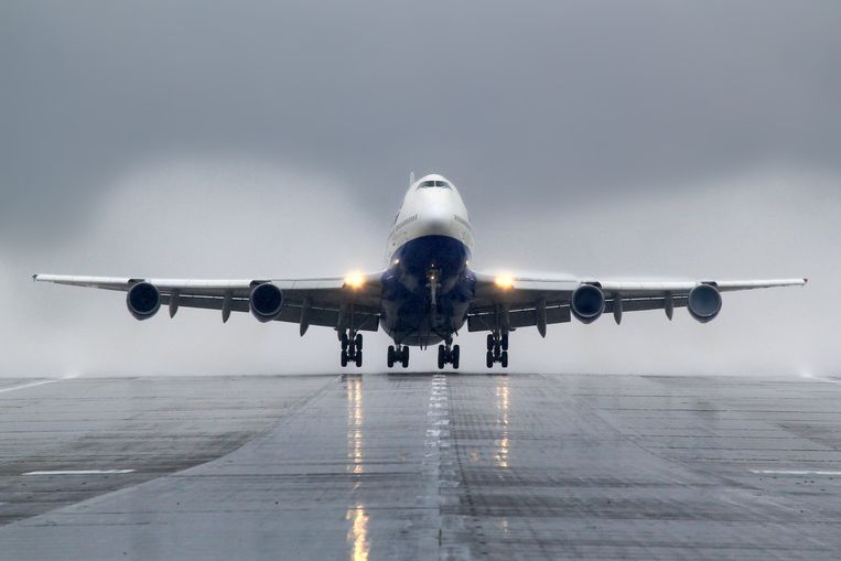 Boeing jumbojet 747