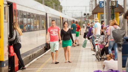 """Blankenberge wil extra treinen naar Antwerpen: """"Veel van onze tweedeverblijvers komen van daar"""""""