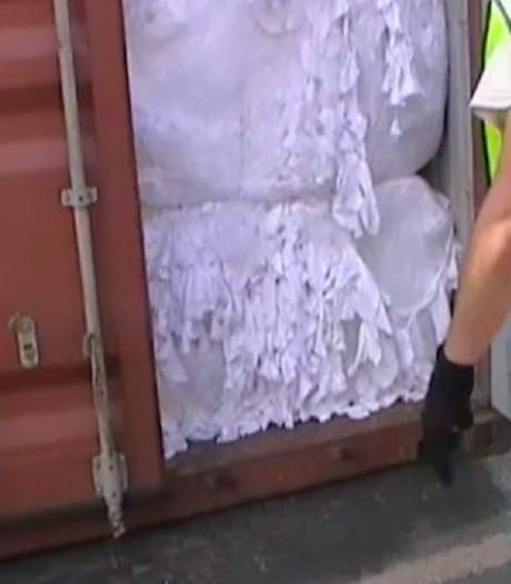 Nederlander vast in Spanje voor drugssmokkel in containers