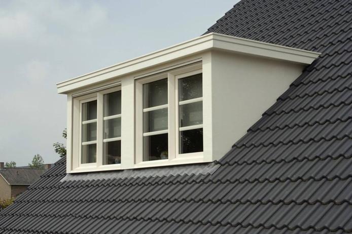 Wijchen controleert dit jaar niet op het bouwen van dakkapellen zonder vergunning. Foto GPD