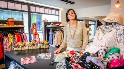 "Tamara (44) opent kledingzaak in Torhout: ""Het was nu of nooit"""