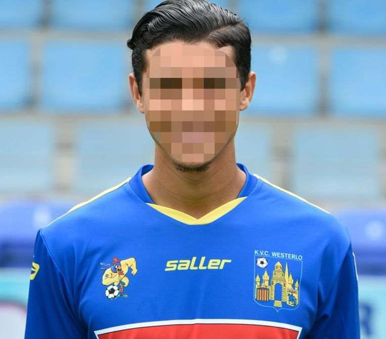 KVC Westerlo zette Ismail H. (22) begin 2018 aan de deur.  Hij werd aan Westel uitgeleend door AS Roma.