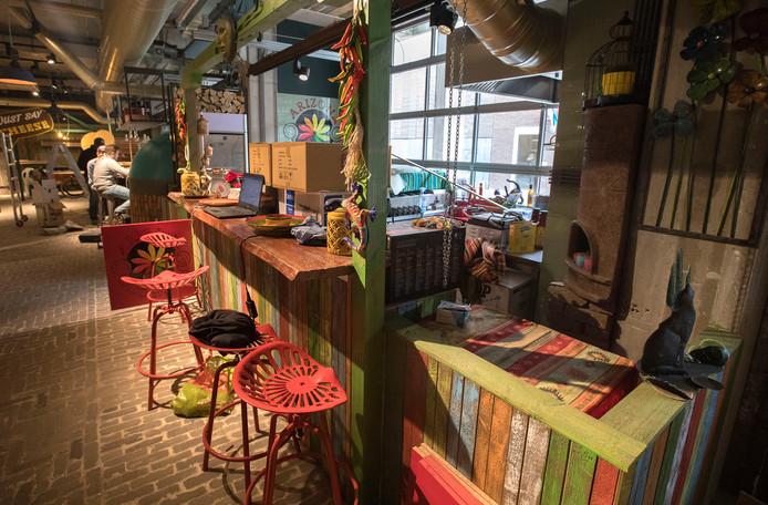 Eindhoven Gourmet Market aan de Smalle Haven