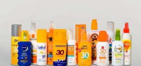 Eén op de vijf zonnebrandsprays biedt te weinig bescherming