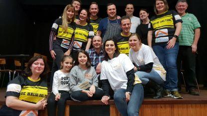 Halse Daltons zamelen 8.000 euro in met Spaghettiwestern voor Kom Op Tegen Kanker