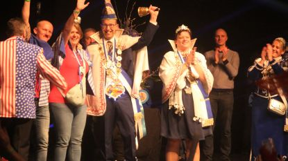 De neuje prinsj is Den Belleman: Nico en Katleen winnen de Prinsenverkiezing!
