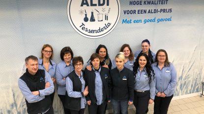 IN BEELD. Vernieuwde ALDI aan Diesterstraat laat haar troeven zien
