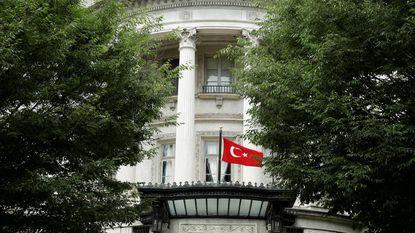 Arrestatiebevel tegen Turkse bewakers na geweld in Washington