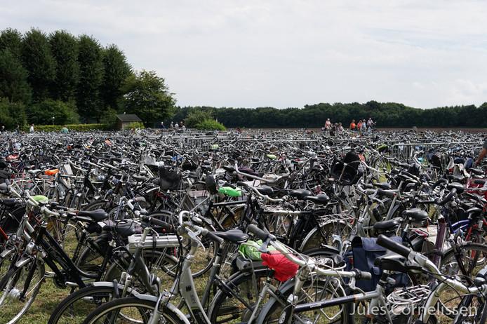 De laatste editie van de Maashorstfair werd druk bezocht.