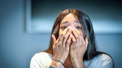 """Nafi Thiam lucht haar hart na gedoe rond foute shirt en chantage door eigen federatie: """"Huilen, huilen… emotioneel was ik kapot"""""""