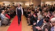 Modeshow met op de catwalk: KVLV-dams en... de pastoor !