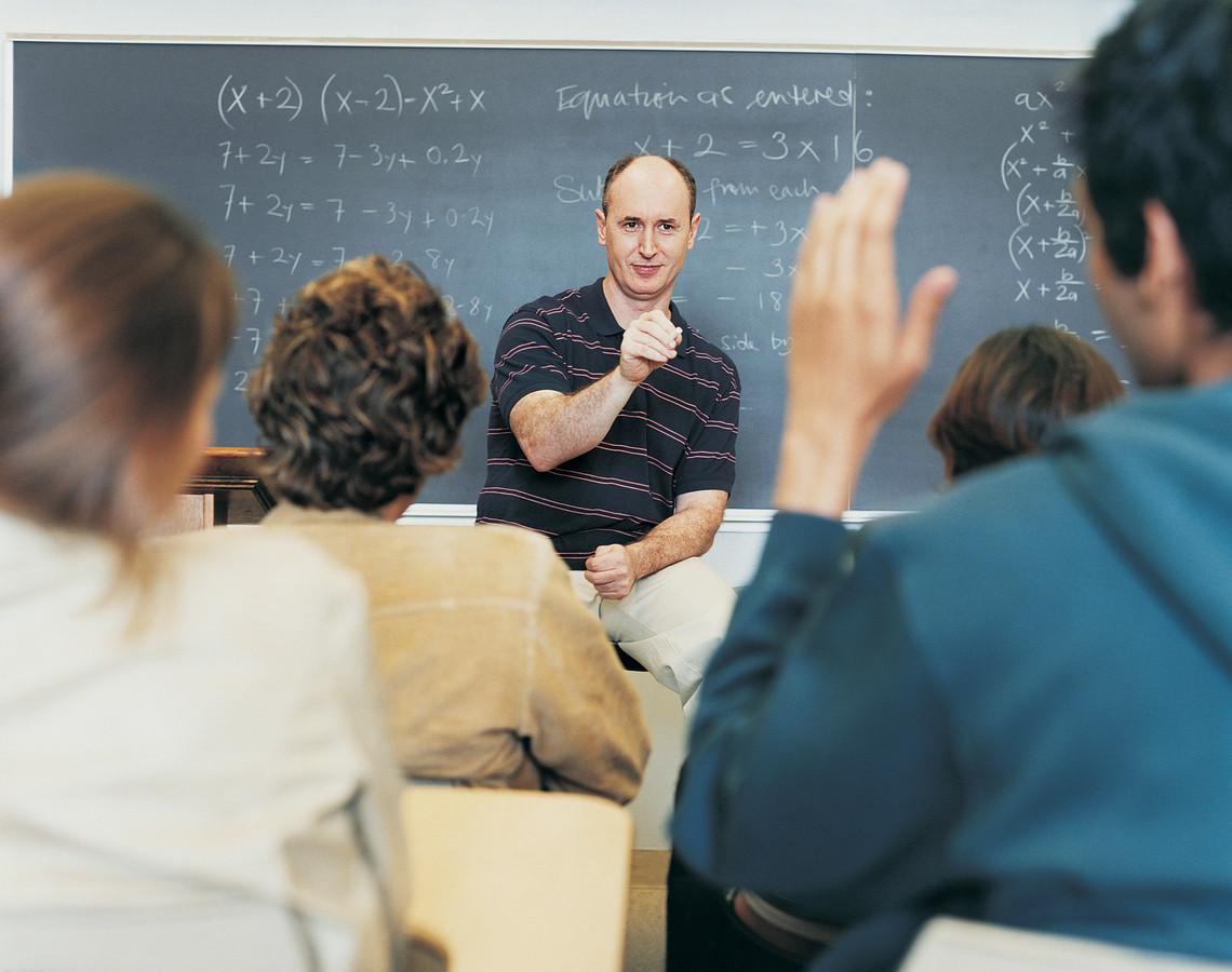 Nienke Meijer: 'Investeren in het onderwijs is een must.'