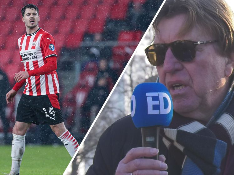 PSV op weg naar De Kuip: 'Als ze winnen kunnen ze rustig achteroverleunen'