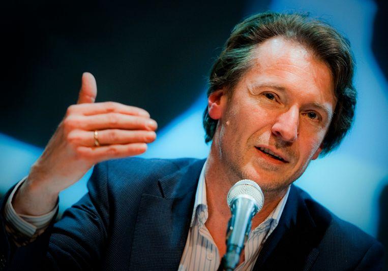 Marc Albrecht, de scheidend chef-dirigent van DNO, werd uitgeroepen tot 'Conductor of the Year'. Beeld ANP