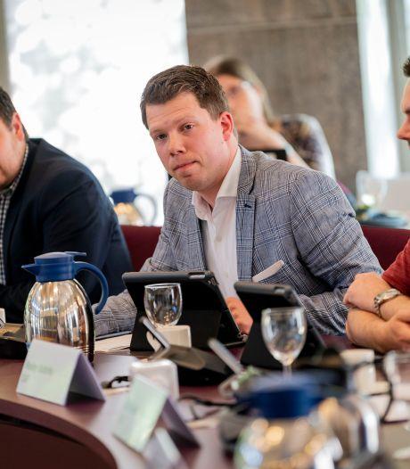 Haaksbergenaar Dario Prinsen wil het Twentse platteland naar Den Haag brengen