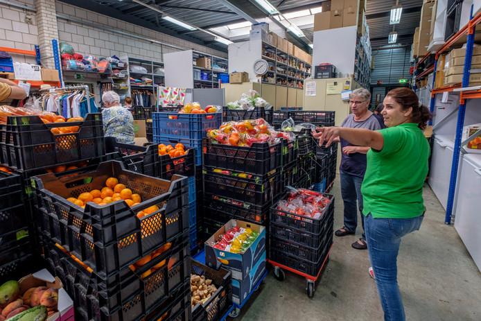 Voedselbank, foto ter illustratie.