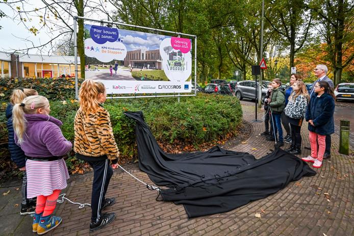 Basisschool De Stappen wordt een zogeheten integraal kindcentrum.