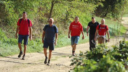 Werknemers EuroSys wandelen 53 km voor Bednet