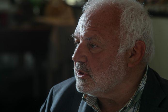 Jean-Marie Dedecker, député fédéral indépendant et bourgmestre de Middelkerke