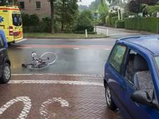 Wielrenner gewond bij aanrijding in Velp