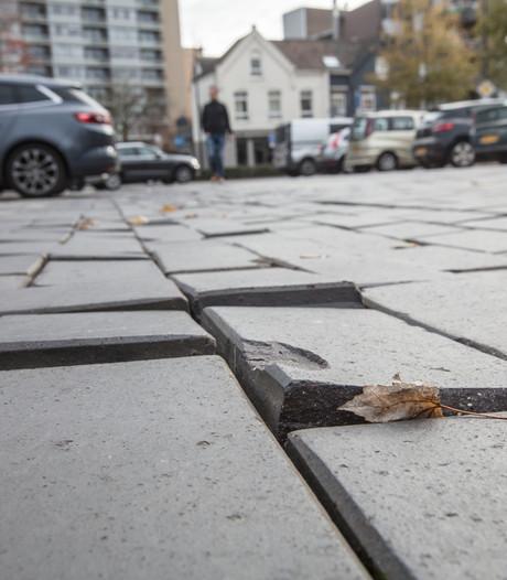 Elke acht weken gaten vullen op Ameideplein in Helmond