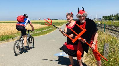 Guy Clauwaert al voor vijfde keer als Tourduivel naar Tour de France