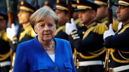 Meer dan 40% van de Duitsers wil aflossing Merkel