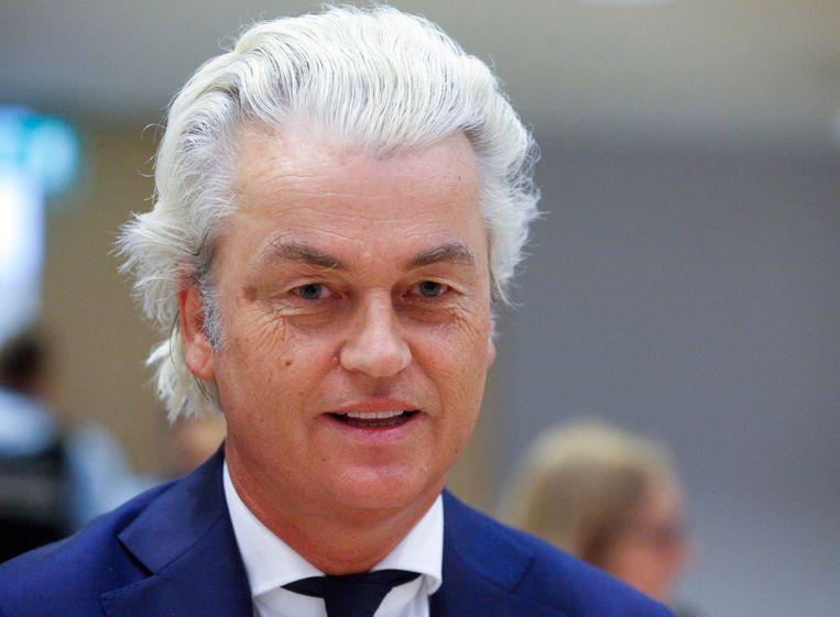 Geert Wilders appears Beeld REUTERS