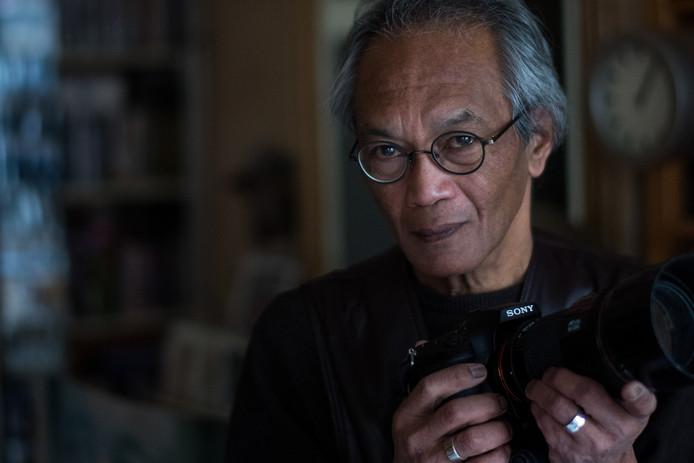 'Theaterfotograaf' Donald Schalk.