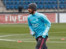 Eden Hazard de retour dans la sélection du Real Madrid pour le match à Eibar ce dimanche?