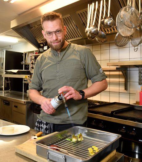 Pollepel-sterren helpen je thuis de lekkerste gerechten te maken voor de feestdagen. Deze week: kleurrijk tartaar-taartje