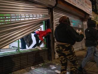 Voor de tweede avond op rij plunderingen in Philadelphia na rellen om doodgeschoten zwarte verdachte