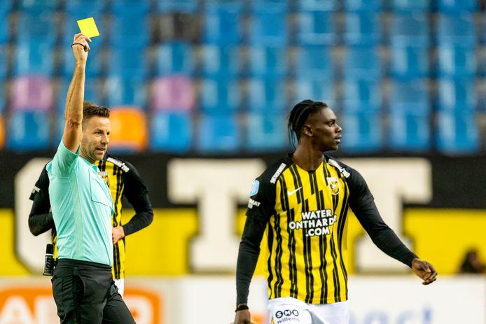 Idrissa Touré: de grote tegenvaller van het seizoen.