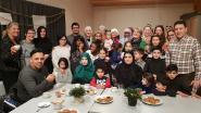 Rode Kruis Ravels geeft nieuwjaarsfeest voor anderstaligen
