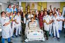 Het Beatrixziekenhuis in Gorinchem, dit jaar winnaar in de categorie streekziekenhuizen.