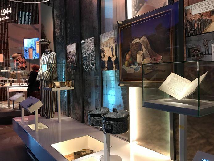 Nieuwe expositie NM Kamp Vught