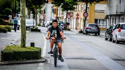 Te weinig veilige fietspaden