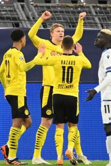 Ce Borussia était bien trop fort pour le Club de Bruges