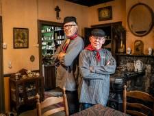 Primeur 'broederduo' Jakke en Stakke uit Huijbergen voor breder filmpubliek