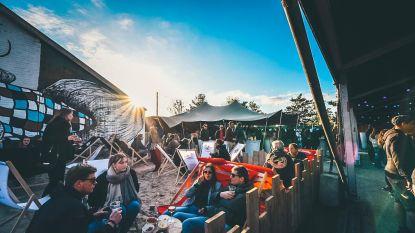Golden Years trekt naar buiten: eerste openluchtfuif in Dok54